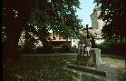 Alter Friedhof ca. 1980