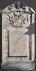 Alter Friedhof, Grabsteine 2009