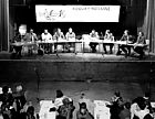 Podiumsdiskussion Festhalle 1990